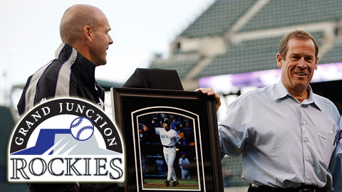 Charlie (left) and Dick Montfort are the primary owners of the Rockies.