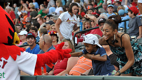 Baseball plus fun keeps more fans coming to MiLB ballparks.
