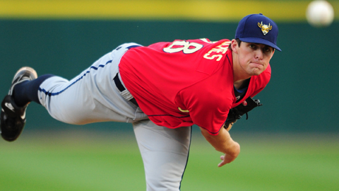 Clay Holmes is 4-1 with a league-low 0.94 ERA over eight starts.